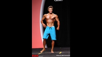 Jeff Seid - Mens Physique Olympia - 2013 Mr. Olympia Gallery Thumbnail