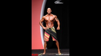 William Sullivan - Mens Physique Olympia - 2013 Mr. Olympia Gallery Thumbnail