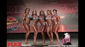 Awards - Women's Physique - 2014 IFBB Tampa Pro Gallery Thumbnail