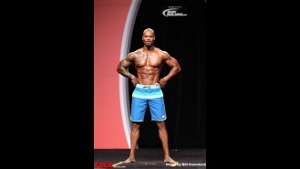 Tory Woodward - Mens Physique Olympia - 2013 Mr. Olympia Gallery Thumbnail