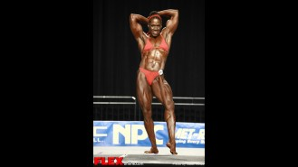 Tischa Thomas -  2012 Nationals - Women's Heavyweight Gallery Thumbnail
