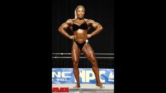 Audry Peden -  2012 Nationals - Women's Heavyweight Gallery Thumbnail