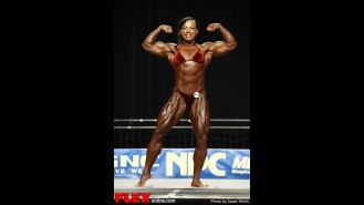 Juanita Blaino -  2012 Nationals - Women's Heavyweight Gallery Thumbnail