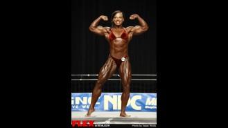 Juanita Blaino -  2012 Nationals - Women's Heavyweight Gallery Thumbnail