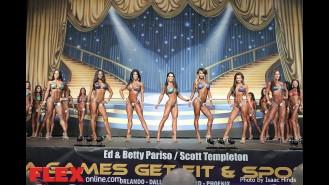 Comparisons - Bikini - 2014 IFBB Europa Phoenix Pro Gallery Thumbnail
