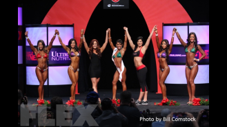 2014 Olympia - Flex Bikini Model Awards Gallery Thumbnail