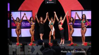 2014 Olympia - Flex Bikini Model Awards Gallery Thumbnail