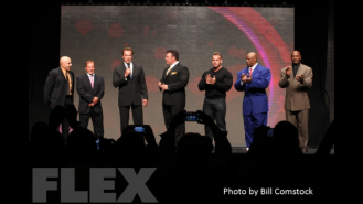 2014 Olympia - Red Carpet & Pre-Show Gallery Thumbnail