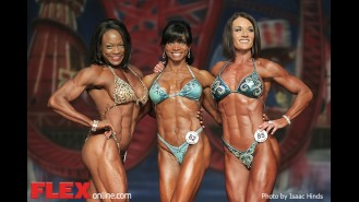Awards - Women's Physique - 2014 Europa Orlando Gallery Thumbnail