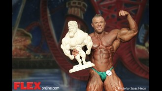 Awards - Men's Bodybuilding - 2014 Europa Orlando Gallery Thumbnail