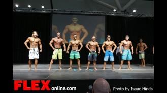 Comparisons - Men's Physique - 2013 Toronto Pro Gallery Thumbnail