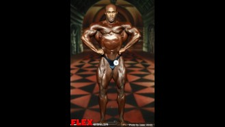 Wendell Floyd - 2012 Europa Supershow Dallas  Gallery Thumbnail