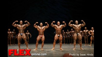 Men's Comparisons - 2012 Masters Olympia Gallery Thumbnail