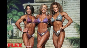 Women's Physique Awards - 2014 Dallas Europa Gallery Thumbnail