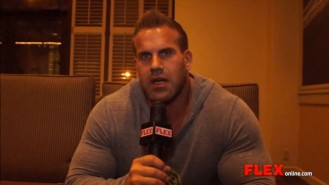 Catching Up with Jay Cutler at the 2014 Pittsburgh Pro Video Thumbnail
