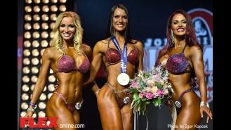 Bikini Finals - 2014 Amateur Olympia Moscow Gallery Thumbnail