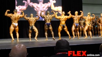 2014 IFBB Toronto Pro: 212 Pre-Judging Video Thumbnail