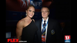 Candids - 2014 IFBB Nordic Pro Gallery Thumbnail