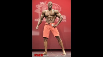 Sharif Reid - Mens Physique - 2014 New York Pro Championships Gallery Thumbnail