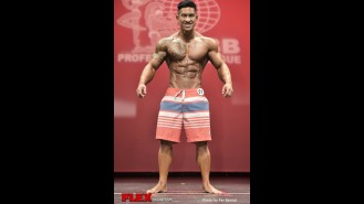 Jonathan Sebastian - Mens Physique - 2014 New York Pro Championships Gallery Thumbnail