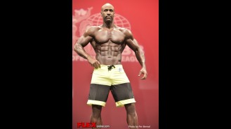Derrick Wade - Mens Physique - 2014 New York Pro Championships Gallery Thumbnail