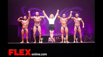 Men's Masters Awards - 2012 Fouad Abiad Open Gallery Thumbnail
