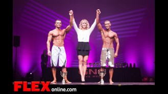 Physique Class A Awards - 2012 Fouad Abiad Open Gallery Thumbnail
