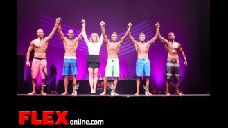 Physique Class B Awards - 2012 Fouad Abiad Open Gallery Thumbnail