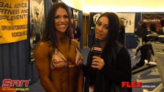 Fitness Int'l Champ: Oksana Grishina Video Thumbnail
