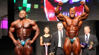 Greatest 2014 Olympia Moments Gallery Thumbnail