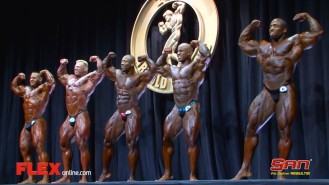 Arnold Classic 1st Call Out! Video Thumbnail