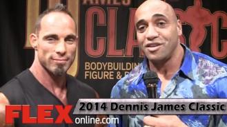 2014 NPC Dennis James Classic Overall Champ, Frank Nezdoba Video Thumbnail