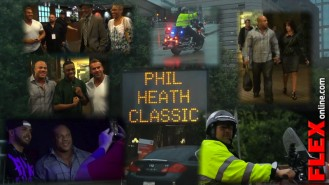 Mr. O Gets a Police Escort to the Phil Heath Classic! Video Thumbnail