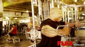 Phil Heath Trains Chest Video Thumbnail
