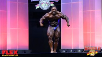 2014 Arnold Classic Europe, Individual Presentations: Part 2 Video Thumbnail