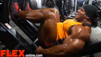 Behind the Scenes: Photoshoot with Big Ramy! Video Thumbnail