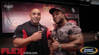 William Bonac at the 2014 Tampa Pro Check-Ins Video Thumbnail