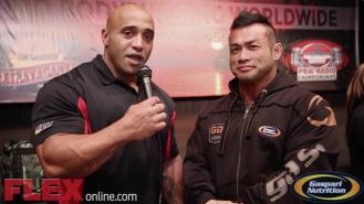 Hidetada Yamagishi on the Eve of the 2014 Tampa Pro Video Thumbnail