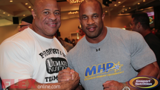 Highlights from the 2014 IFBB PBW Tampa Athlete Check-Ins Video Thumbnail