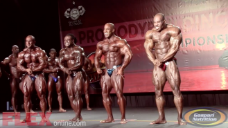 Highlights of the 2014 Tampa Pro Finals: Men's Open Bodybuilding Video Thumbnail