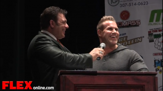 Jay Cutler's Inspirational Speech at the Jay Cutler Baltimore Classic Video Thumbnail