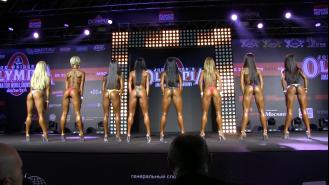 2014 Bikini Power Pro Show Moscow, Part 1 Video Thumbnail