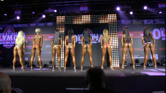 2014 Bikini Power Pro Show Moscow, Part 1 Video Thumbnail