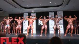 2016 IFBB NY Pro Pre-Judging Open Bodybuilding Call Outs  Video Thumbnail