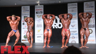 2016 IFBB NY Pro Pre-Judging 212 Bodybuilding Call Outs  Video Thumbnail