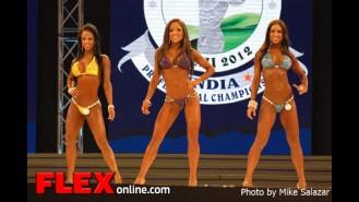 Awards - Bikini - 2012 Sheru Classic Gallery Thumbnail