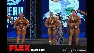 Awards - Men's 212 Bodybuilding - 2012 Sheru Classic Gallery Thumbnail