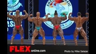 Comparisons - Men Finals - 2012 Sheru Classic Gallery Thumbnail