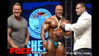 Awards - Men's Open - 2012 Sheru Classic Gallery Thumbnail