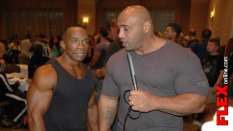IFBB Pro Steven Burke Interview at 2013 PBW Tampa Video Thumbnail